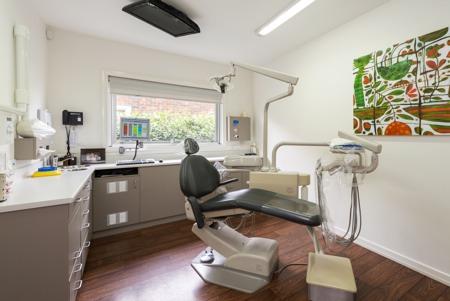 A surgery consultation room