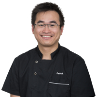Photo of Dr Patrick Wong