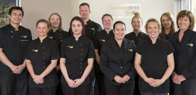Bentleigh Dental on McKinnon team